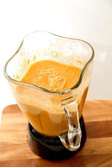 Juice in Blender