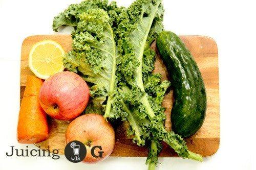 Kale Recipe 1