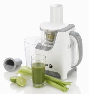 Witt By Kuvings Slow Juicer B6100s Review : Fagor Slow Juicer Review