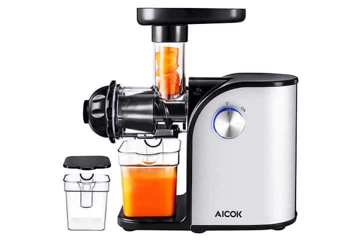 Aicok Slow Masticating Juicer GS-106 Review