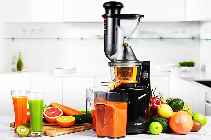 Aicok Whole Slow Juicer Review Cheaper Alternative To The Kuvings