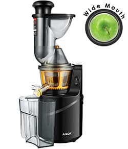 Witt By Kuvings Slow Juicer Review : Aicok Whole Slow Juicer Review: Cheaper Alternative to the Kuvings
