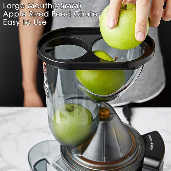 Aicok Slow Juicer Review : Aicok Whole Slow Juicer Review: Cheaper Alternative to the Kuvings