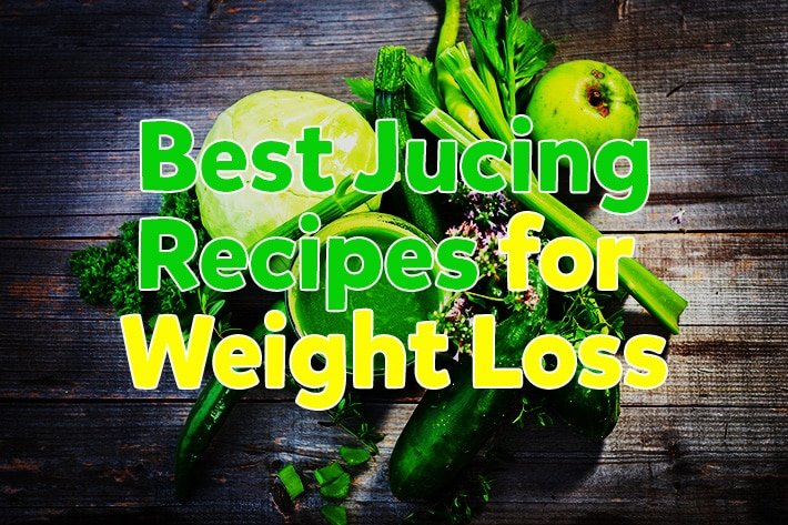 10 Juicing Recipes for Weight Loss To