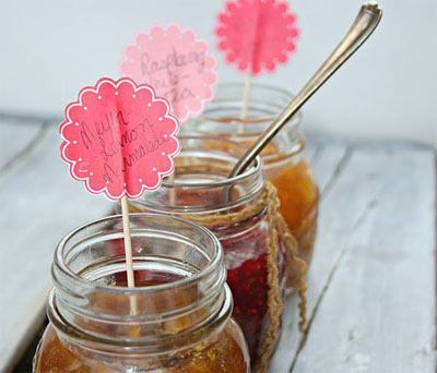 Honey Sweetened Jam