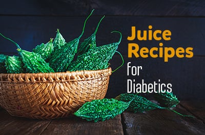 Juice Recipes for Diabetics