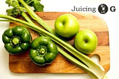 Juicing Recipe for High Cholesterol