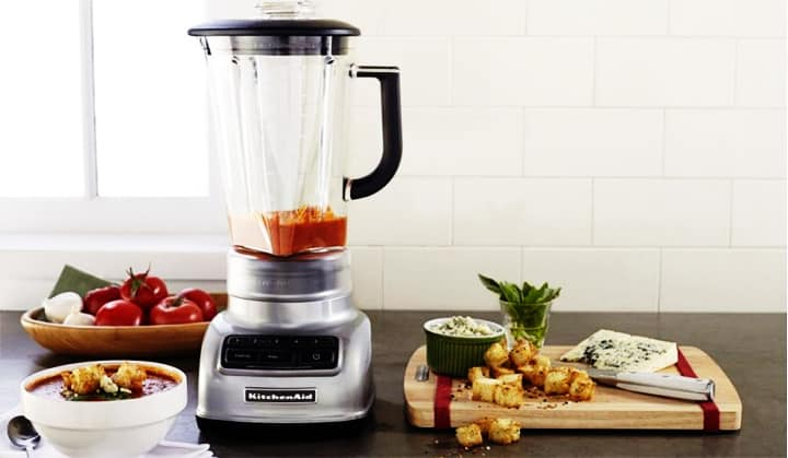 KitchenAid 5 Speed Diamond Blender Review