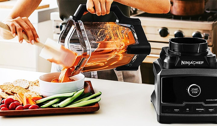 Ninja Chef 1500 Ct805 Review Comparable Performance To A Vitamix