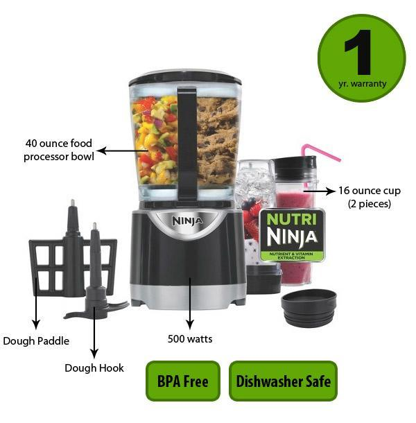 features - Ninja Kitchen System