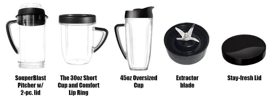 Nutribullet RX Accessories