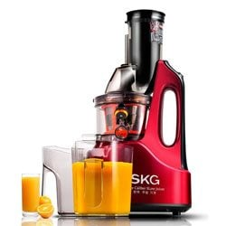 Witt By Kuvings Slow Juicer B6100s Review : SKG New Generation Wide Chute Juicer Review