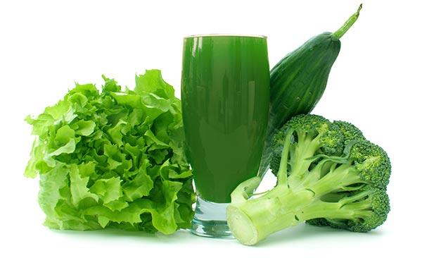 Veggies To Juice