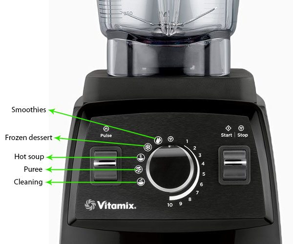 vitamix g series 7500 blender intro template