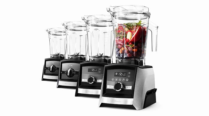 Vitamix Ascent Series Comparison