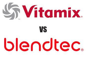 Vitamix vs Blendtec