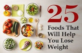 Weight Loss Foods - Healthy Foods That Will Help You Lose Weight