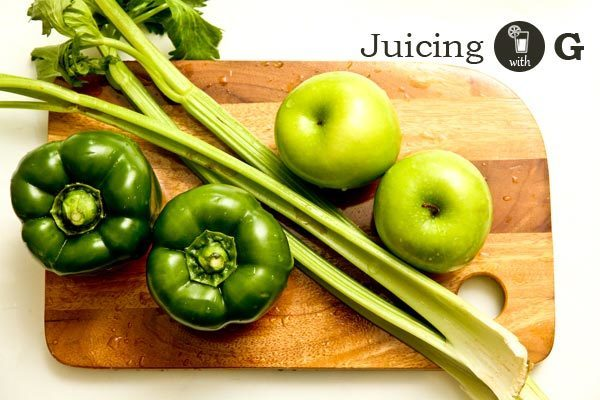 How to Juice Celery in a vertical Slow Juicer